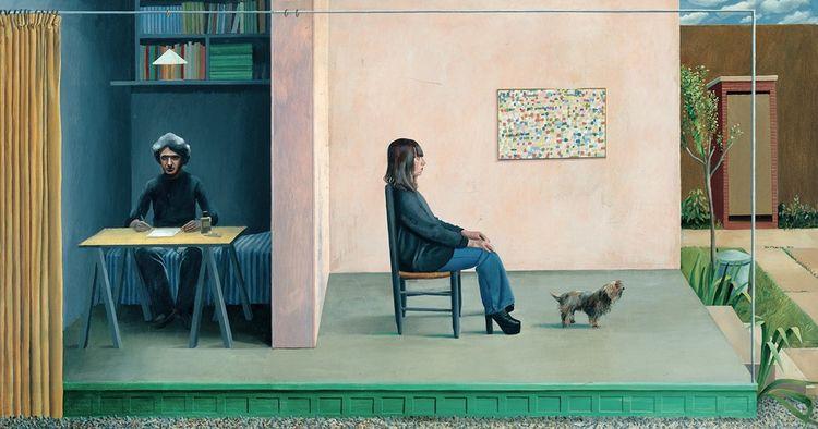 David Hockney - geeksusie   ello