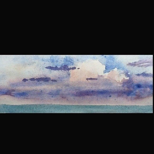 Rise - watercolor, watercolour, painting - travisweaverart | ello
