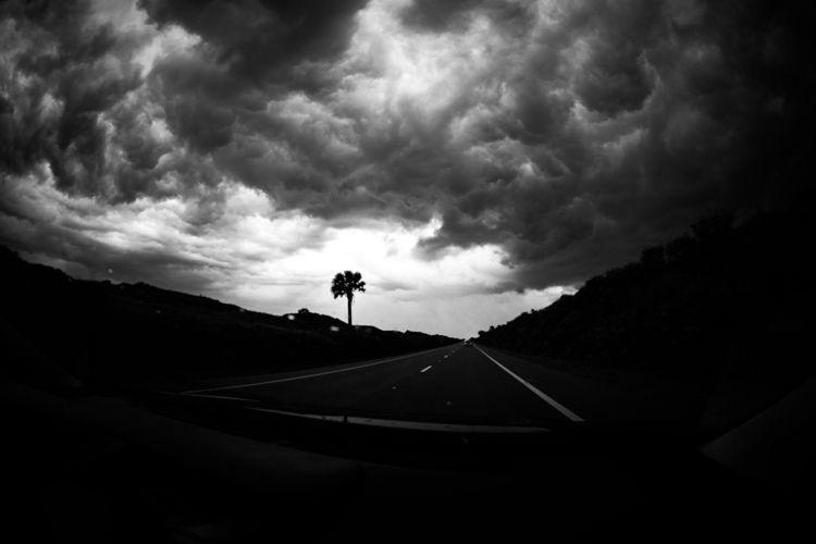 Ominous skies - modzent   ello