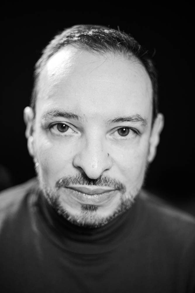 studio portrait friend, light s - ianmyers | ello