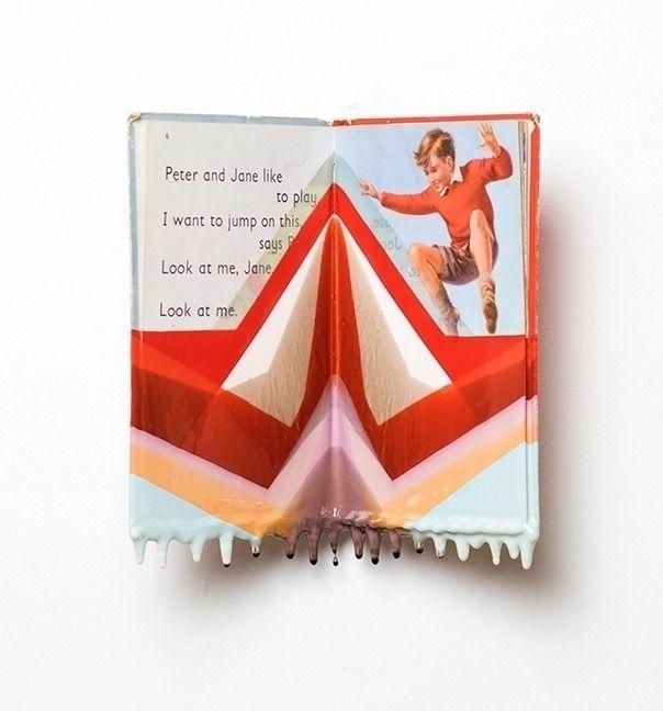 Peter Jane play jump work works - shanebradfordstudio | ello