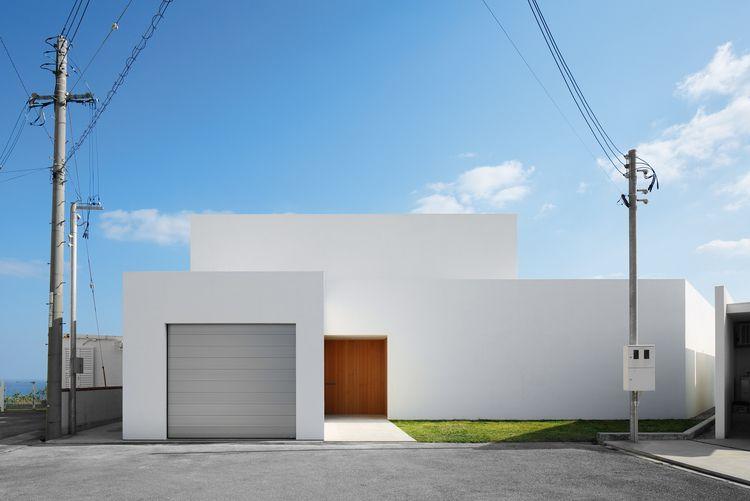 Okinawa House John Pawson - minimal - minimalissimo | ello