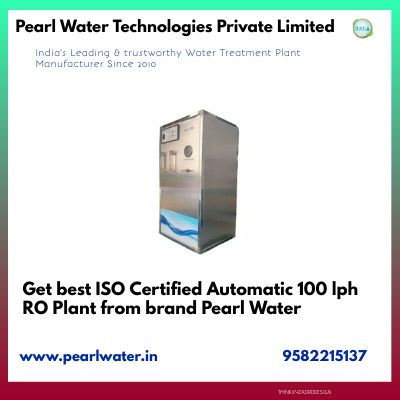 Pearl Commercial Water Purifier - pearlwater | ello