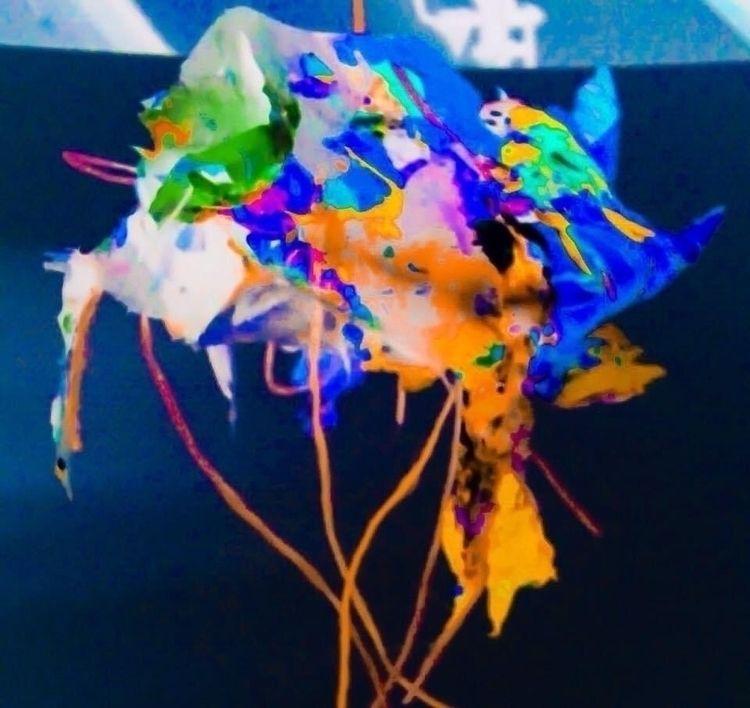 3 Digital enhaced sculpture rop - petermoors | ello