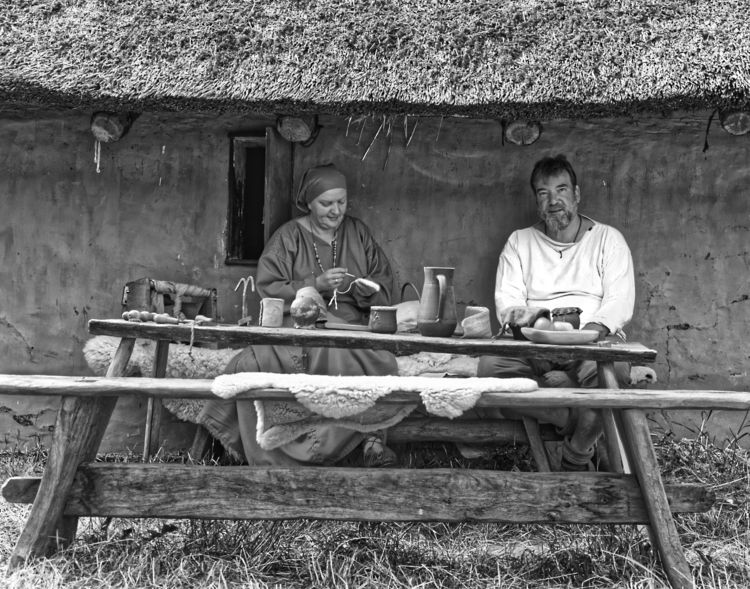 Vikings warriors craftsmen farm - janconphotography   ello