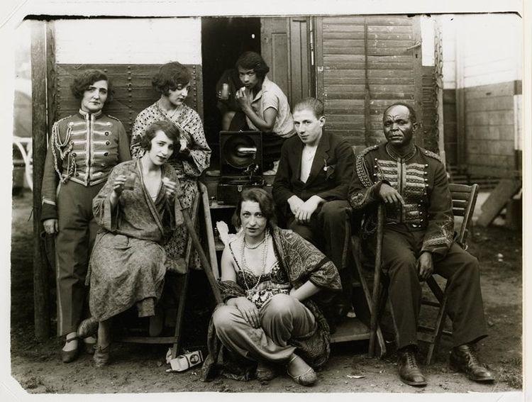 August Sander: Circus Artists  - alespickar | ello