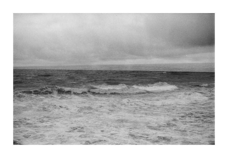 film fomapan 100 - beach, sea, blackwhite - ol_sea | ello