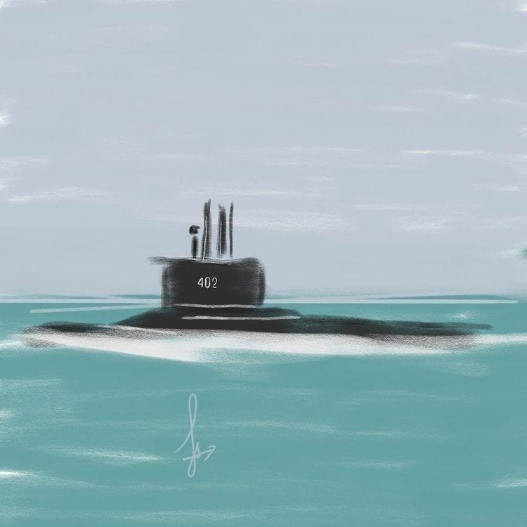 KRI Nanggala-402 ...based file - ferdiz   ello