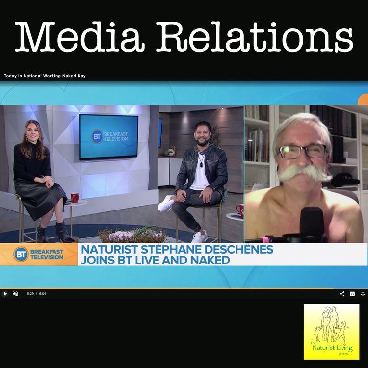 Media Relations Naturists - Epi - bareoaks | ello