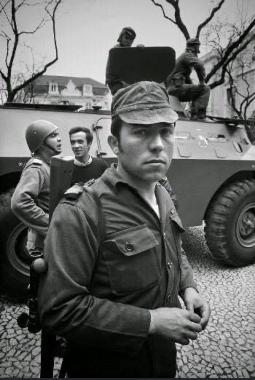 Salgueiro Maia 25 de Abril 1974 - luistobiasphotography | ello