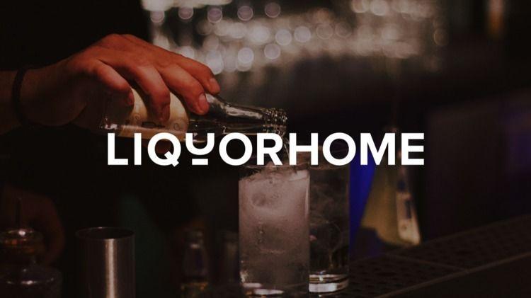 Liquor Home - Branding, Design, Online - hamxcheese   ello