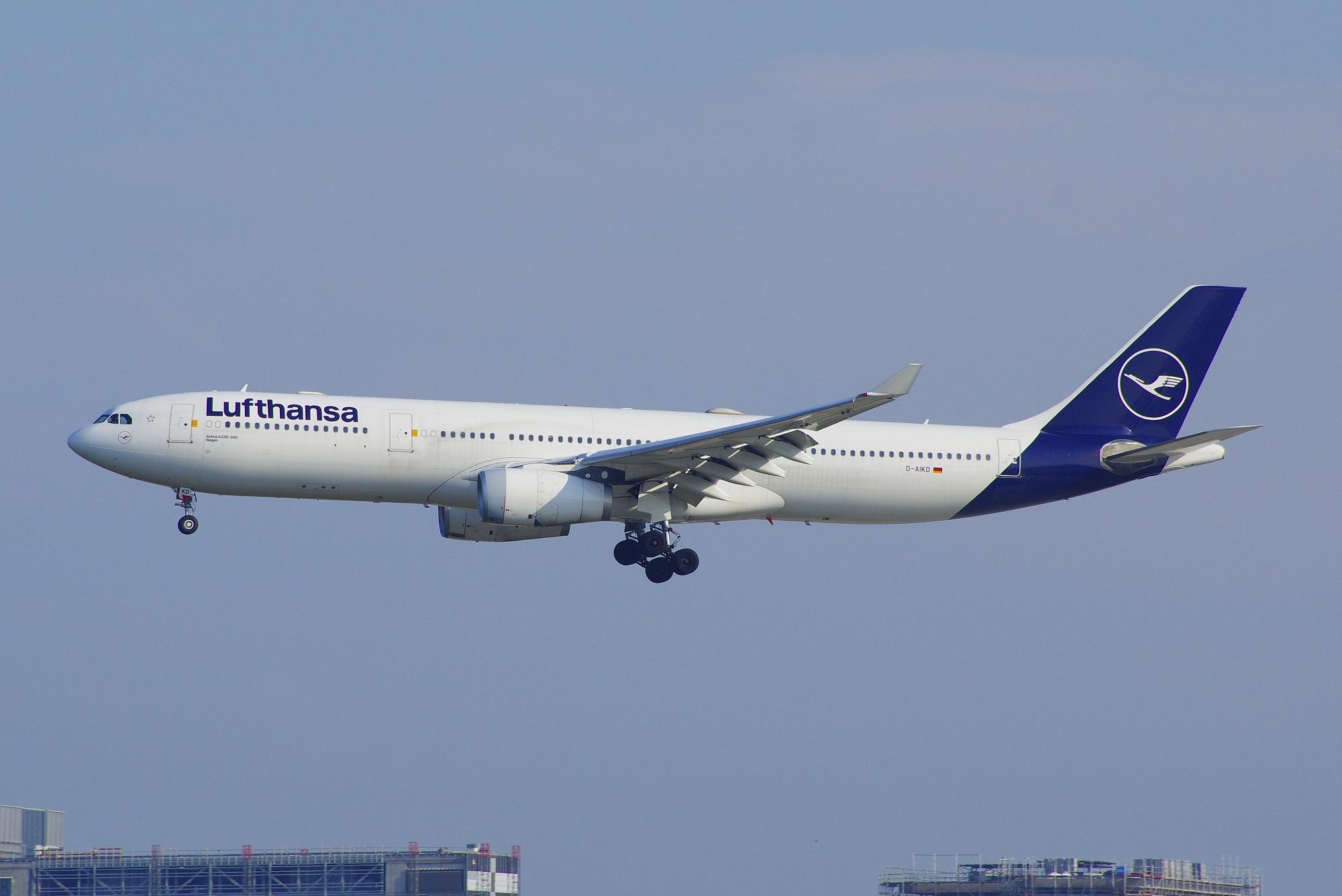 Lufthansa Airbus A330-300, MSN  - brummi | ello
