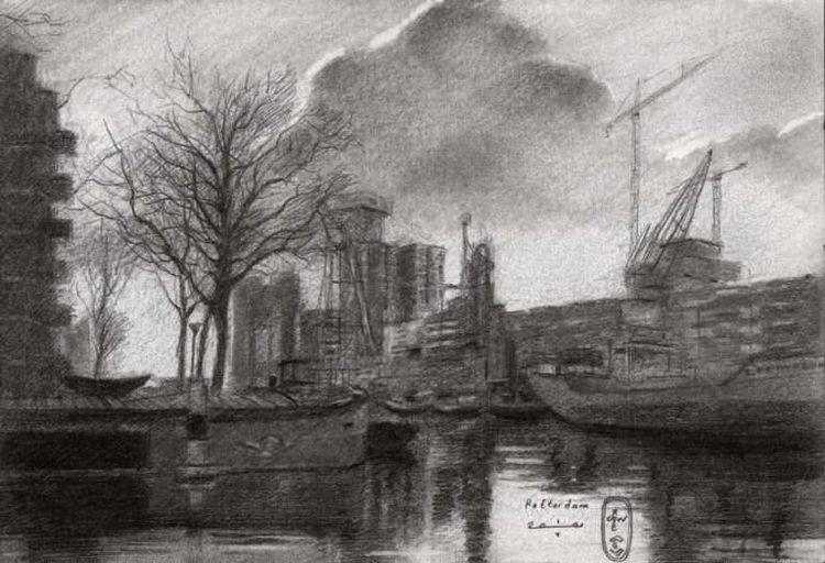 Rotterdam - 01-05-21 Graphite p - corneakkers | ello