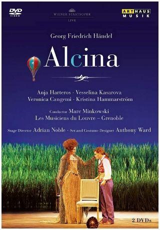 Handel: Alcina / Minkowski, Har - losermarxdr | ello