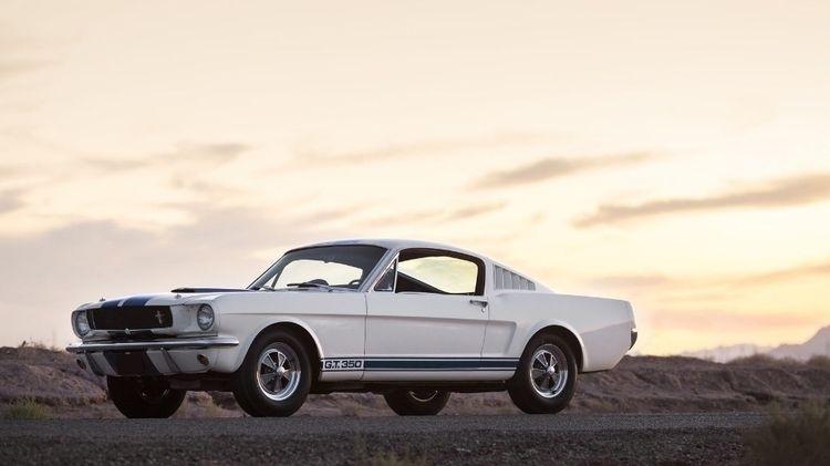 1965 SHELBY GT350 FASTBACK - Ford - enriquegalvez   ello