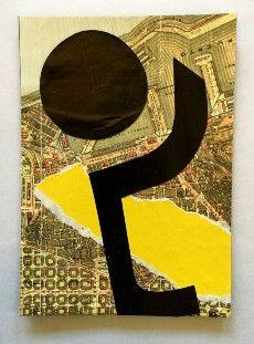 Chanhassen paper collage - abstractcollage - tim_ereneta | ello