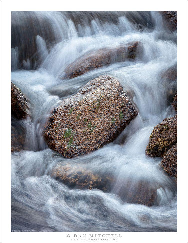 Boulder Cascade. Copyright 2021 - gdanmitchell   ello
