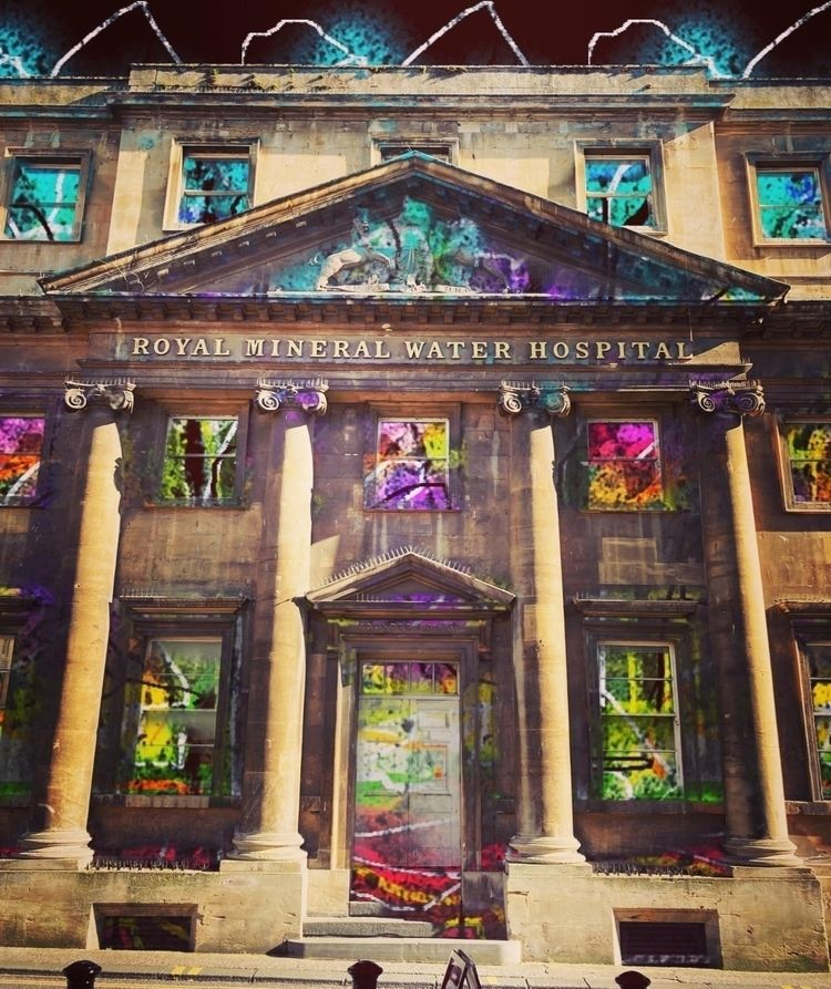 'Mystical Mansion'. digital mas - steveswindells   ello