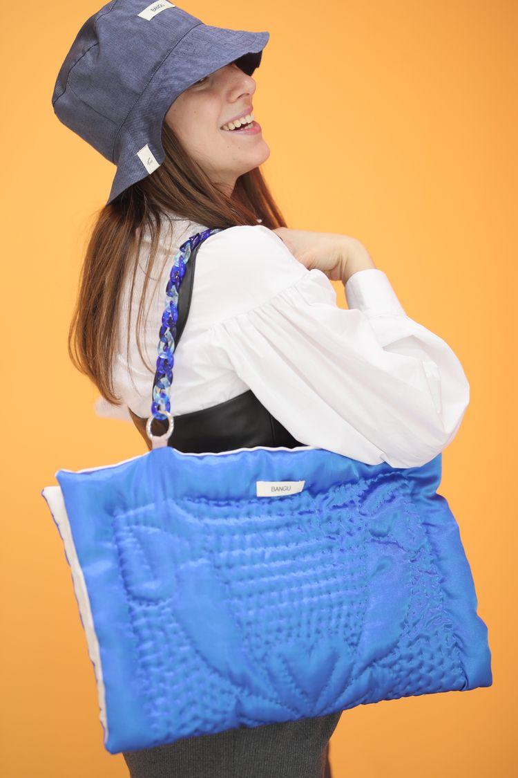 Yorgan Design Bag - slowfashion - bengisuakantarcihekim | ello