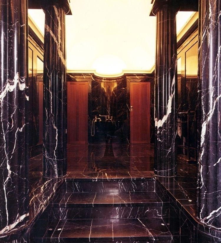 Adolf Loos, floor bathroom, Vil - arthurboehm | ello