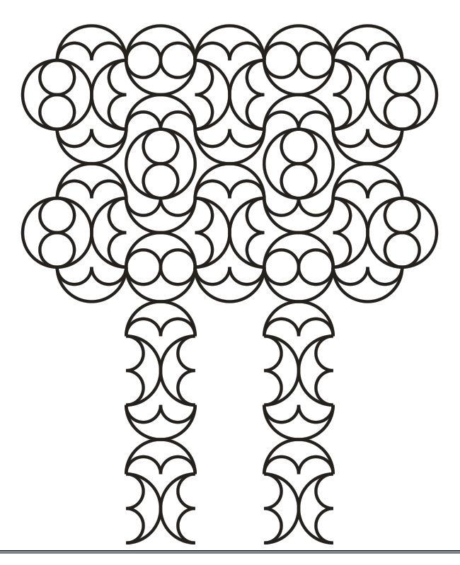 2008, started messing symmetry  - thoskite | ello