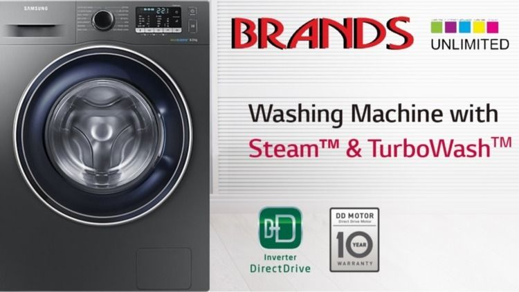 Samsung Washing Machines Buy la - brandsunlimited | ello