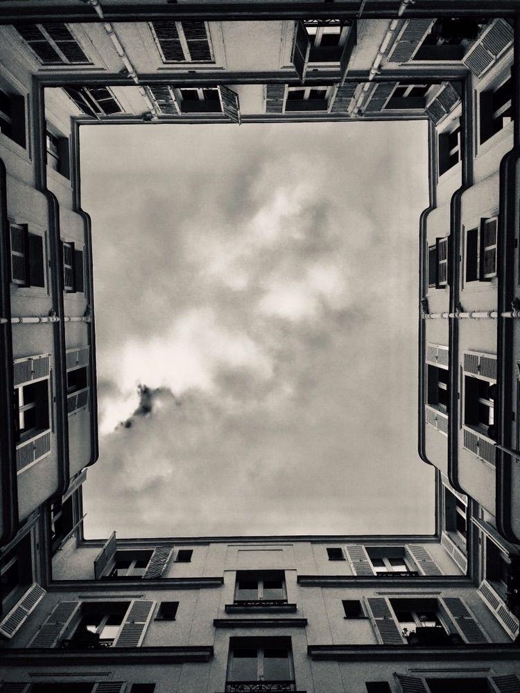 forget sky... (Paris - photography - alexosinho | ello