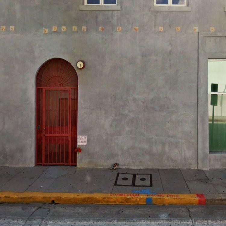 Walls / Lillian Los Angeles, Ca - dispel   ello