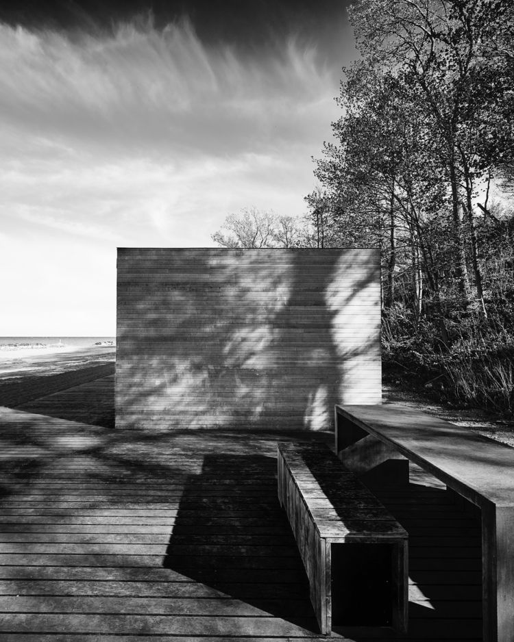 beach hut - 2, architecture, beachhut - junwin | ello