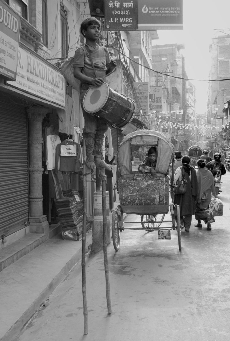 Kathmandu, Nepal, 2009 - jonathan_mitchell   ello