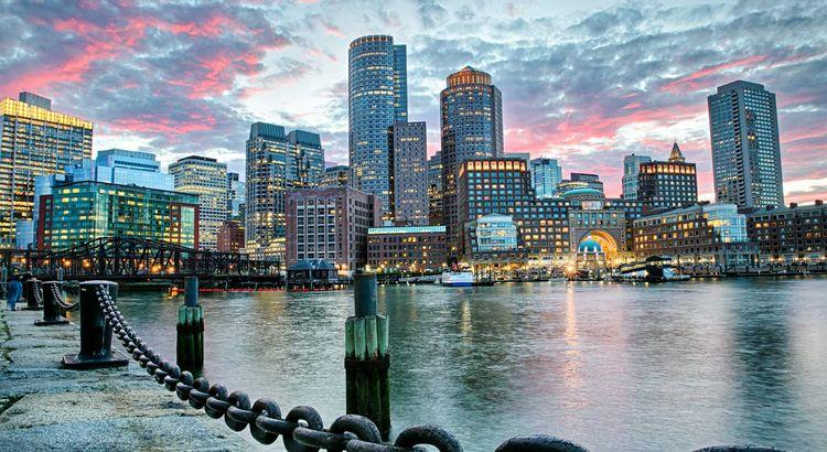 Plan trip Boston kickbox relax - luisamurphy   ello
