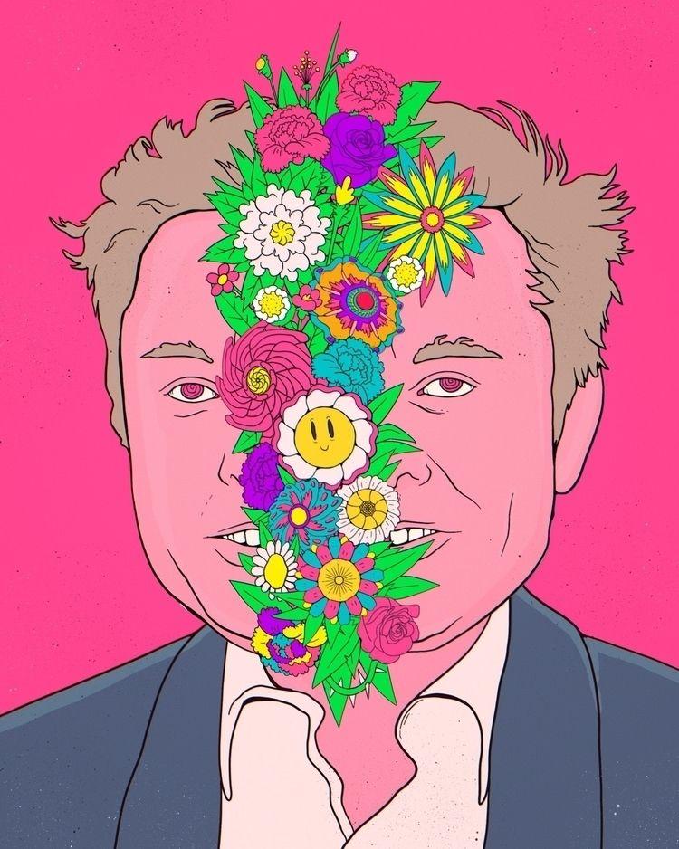 Ecological Elon - elonmusk, bitcoin - trippiesteff   ello