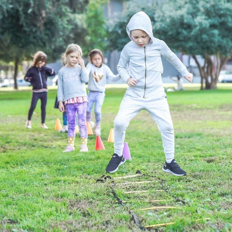 Safe Fit Games promotes develop - safefitkids | ello