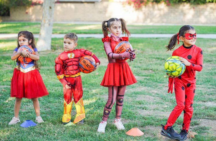 Multi-sports classes, camps bir - safefitkids | ello
