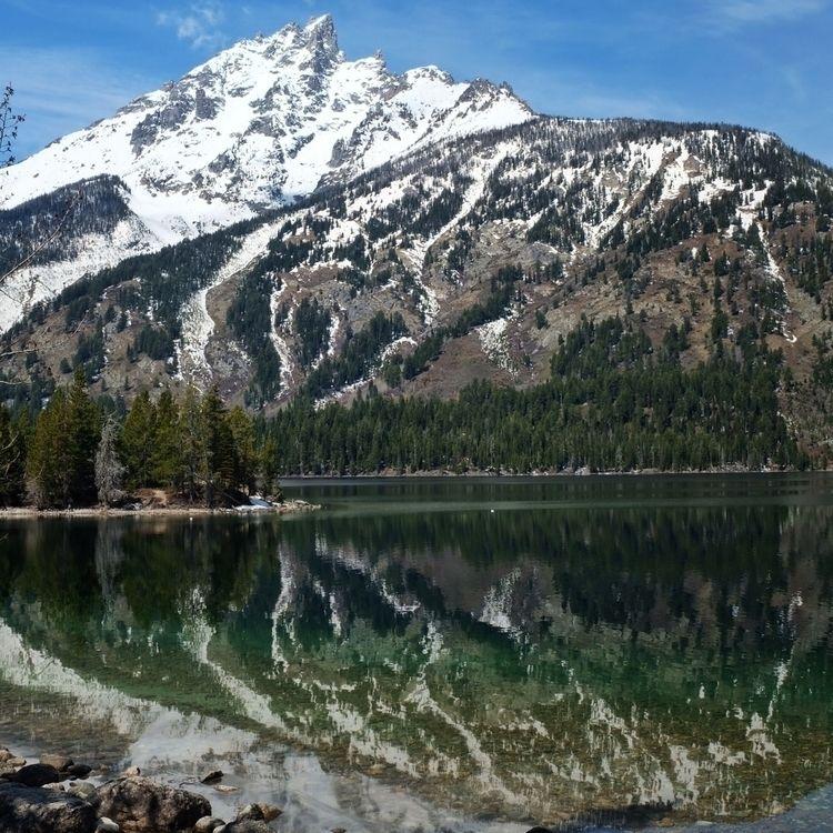 Teewinot Mountain Grand Teton N - obscuraworks   ello