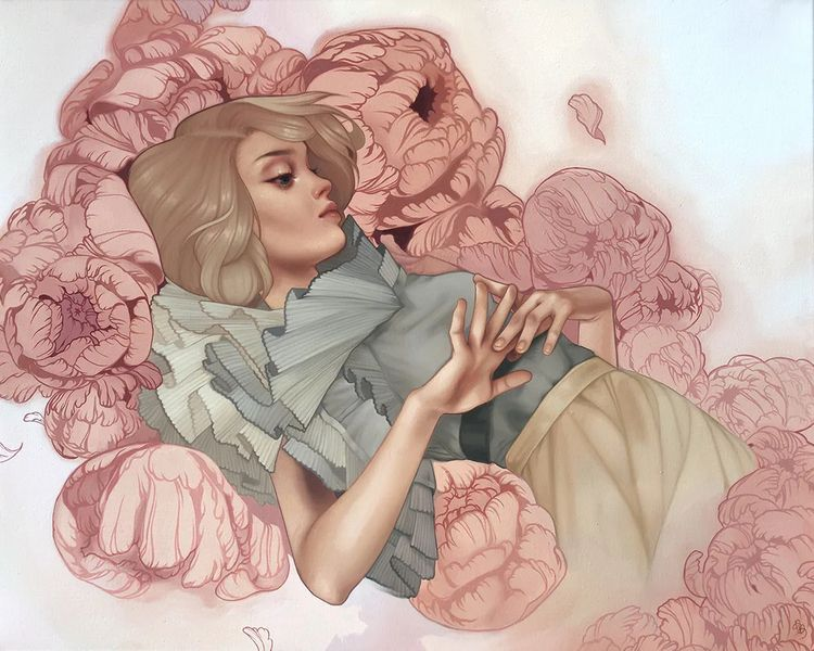 'Daydreamer' Kelsey Beckett. 20 - geekynerfherder   ello