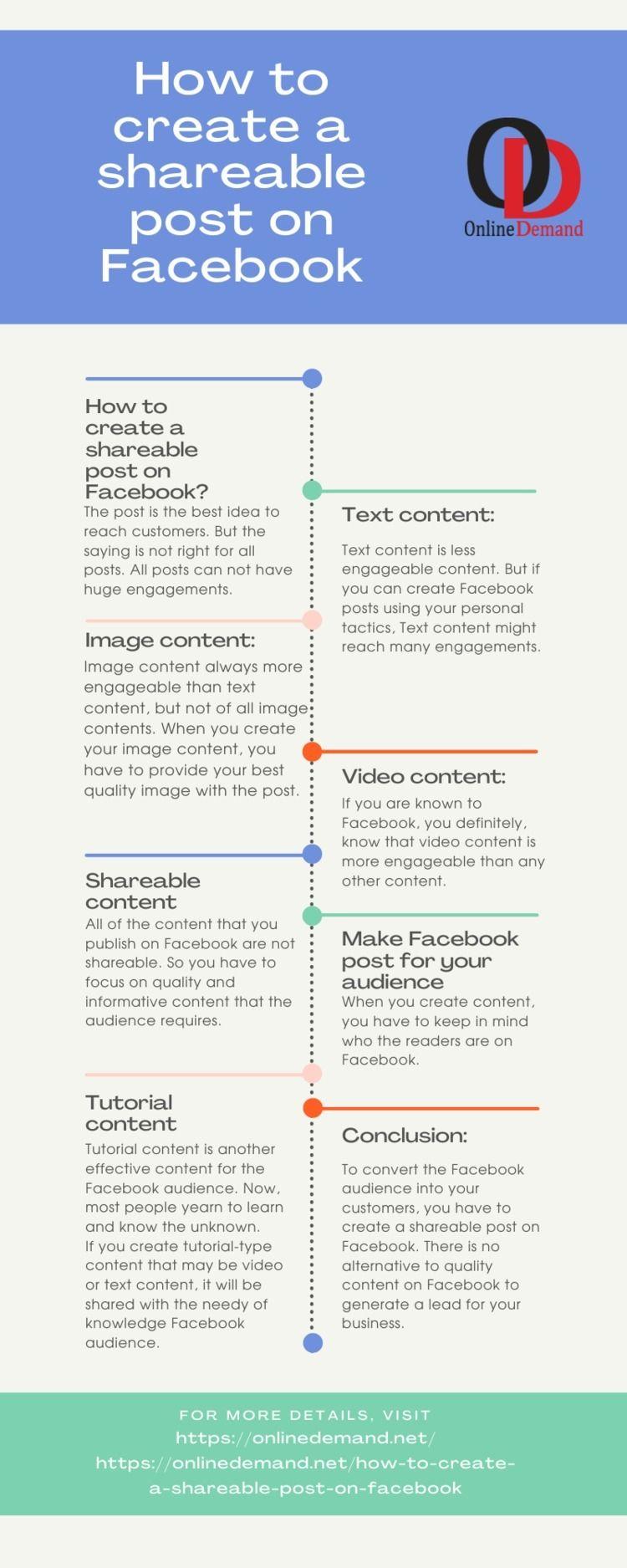 Create Shareable Post - ideasforseo | ello