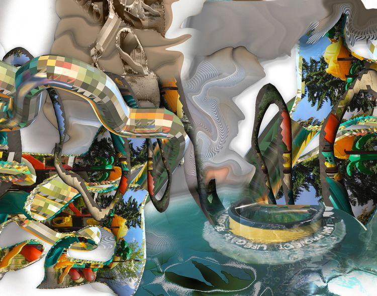 virtual, utopian, fun - escapescapes | ello