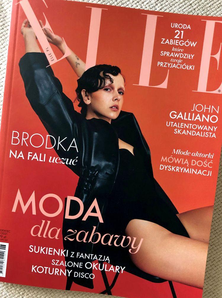 article ELLE POLSKA latest solo - sanchezisdead   ello