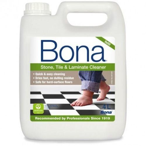 Bona Stone, Tile Laminate Clean - bonaireland   ello