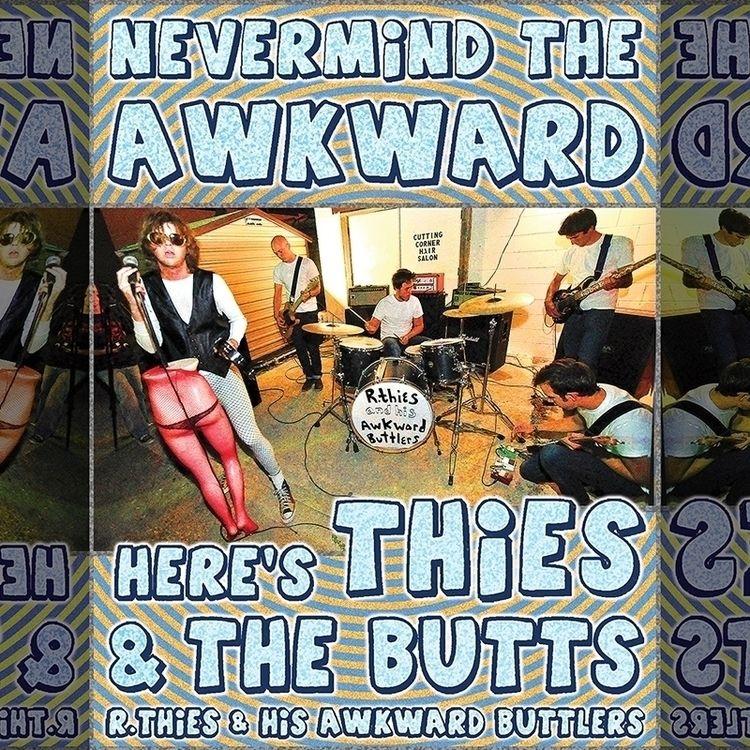 Cover NEVERMIND AWKWARD - zine  - rthies | ello