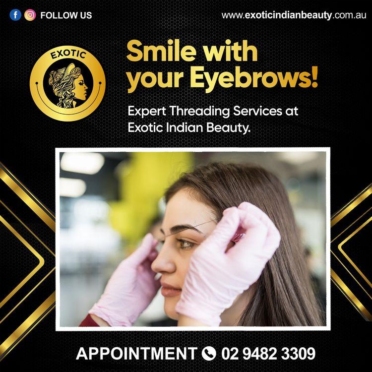 searching Indian beauty salons  - exoticindianbeauty   ello
