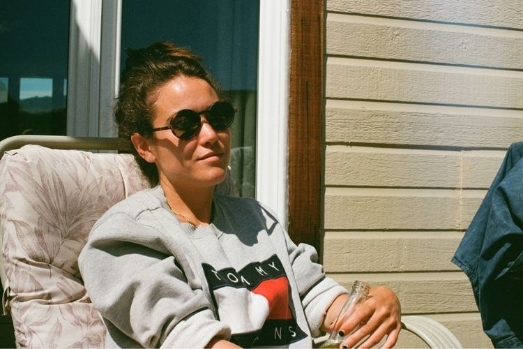 Sunglasses - analog, portrait - rjov | ello