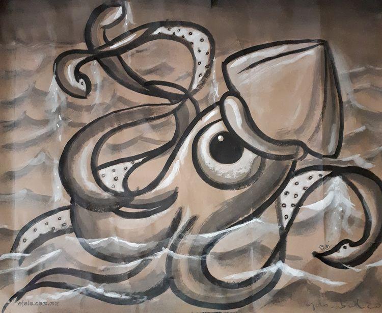 ° calamar ojo - lamiradadelasemana - ojolo | ello