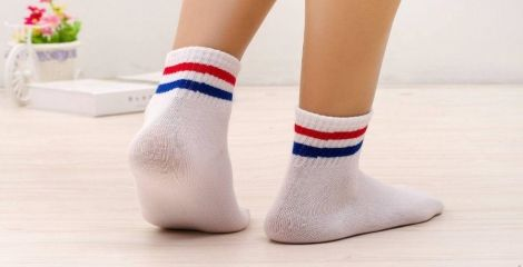 Personalized sports socks SPORT - customsock   ello