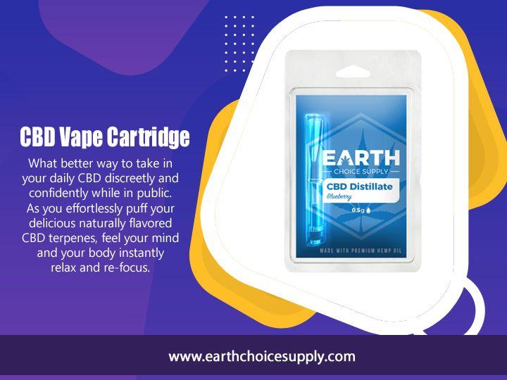 CBD vape cartridge provide soot - earthchoicesupply   ello