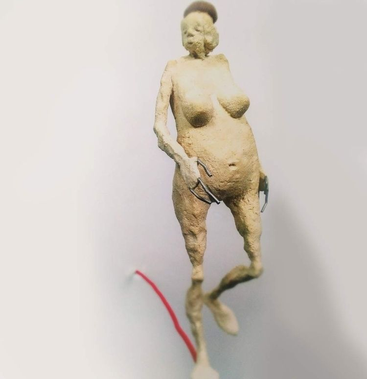 robertociroli, contemporarysculpture - fumogallery | ello