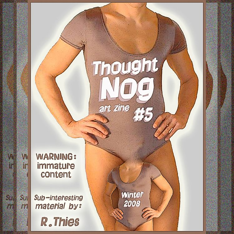 cover Thought Nog released Dece - rthies | ello