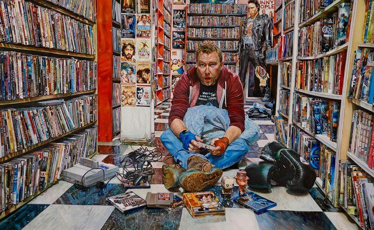 Amazing paintings Toronto based - nettculture | ello
