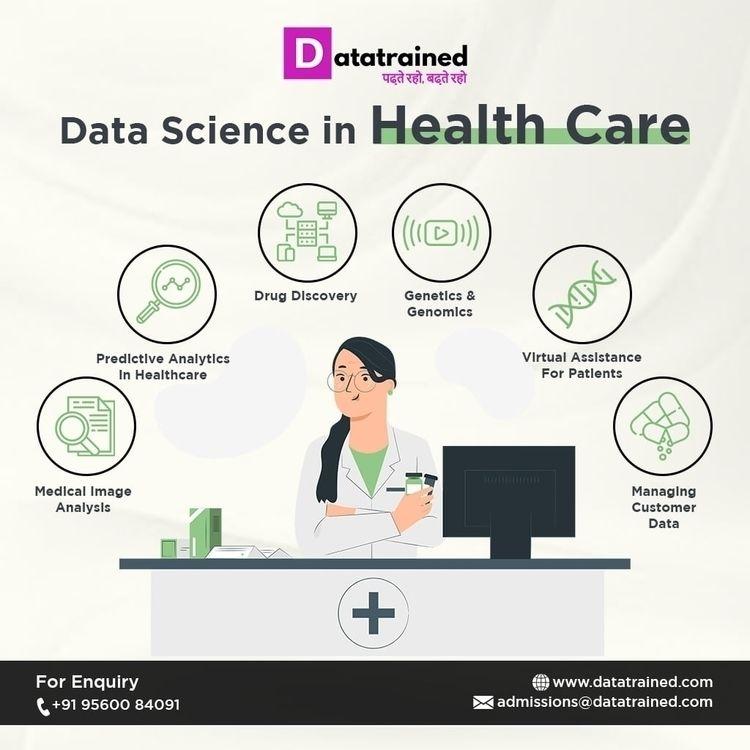 DataScience quickly developing  - dtdigital   ello